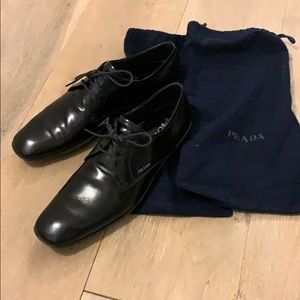 Formal shoes Prada for man